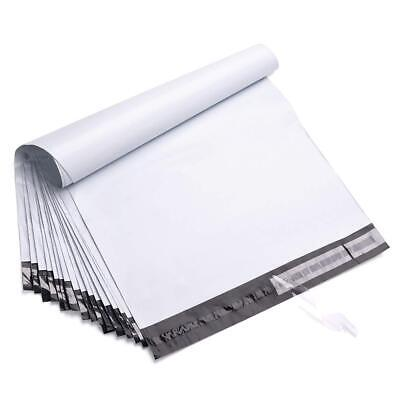 Poly Mailers 10x13 Shipping Envelopes 100 Plastic Packing & Mailing Bags 2.5 Mil
