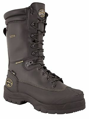 MENS Oliver Footwear AT'S All terrain 65690 sz 7.5 Lace Up Mining Boot NEW
