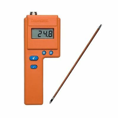 "Delmhorst F-2000/1235 F-2000 Hay Moisture Meter, 1235 10"" Probe Value Package"
