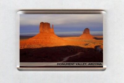 USA Photo Fridge Magnet - Monument Valley, Arizona
