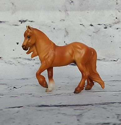 Breyer Stablemate chestnut Tushar from 2018 Mystery Surprise Blind Bags