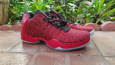 best service 4064c ecaef NIKE AIR JORDAN XX9 29 Low PE JIMMY BUTLER BUCKETS RED BLACK ...
