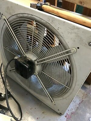 Industrial/Commercial Extractor  Ventilation FAN Large  -200W- Used - Very Quite