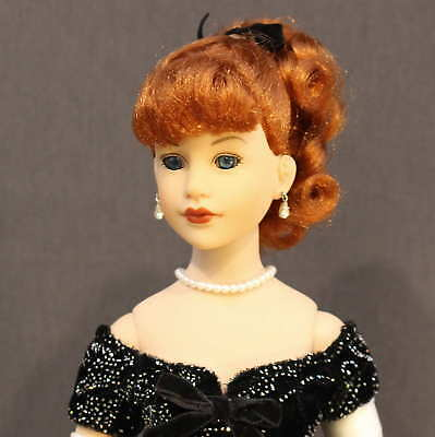 "LARGE 18 Inch - "" KITTY  COLLIER  DINNER "" by TONNER - ""CONVENTION DOLL - 2000"