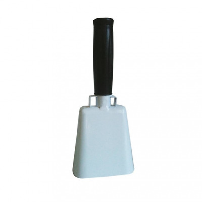 """Cow Bell 10"""" Loud Cowbell Cheering Sporting Events Noise Maker Call Alarm Sound"""