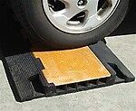 5 Channel Cable Protector - Hose Protector Ramp - For Light Vehicles