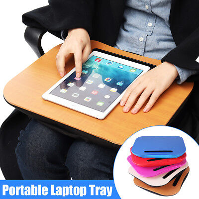Portable Laptop Lap Top Tray Desk Bed Computer Table Holder Notebook Stand Pad