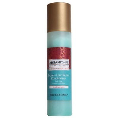 Arganicare Express Repair Conditioner Anti Frizz Hair for All Hair Types 250ml