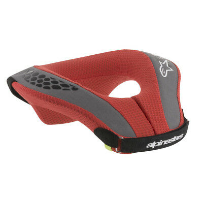 Alpinestars Sequence Neck Support Neckbrace Nackenschutz Leatt Brace Kids L 11-1