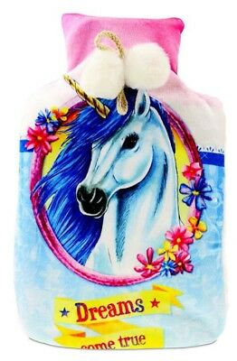 Einhorn Wärmflasche Motiv 1  Unicorn hot-water-bottle