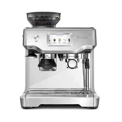 Breville BES880BSS the Barista Touch™ 1680 Watt Espresso Machine - RRP $1599.00