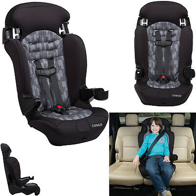 Baby Convertible Car Seat 2in1 Toddler Highback Booster Chair Safety Travel Kids