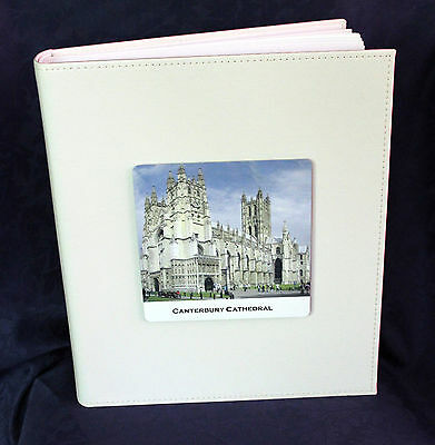 Wedding Photo Album  your own Photograph personalised gift by Cellini gifts #1