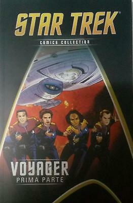 fumetto  STAR TREK COMICS COLLECTION GAZZETTA DELLO SPORT numero 21