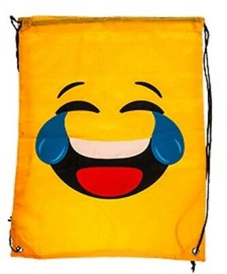 Fashion-Beutel Emoji Motiv 6 Bag   100% Polyester
