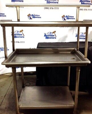 Stainless Steel Commercial Kitchen Prep & Utility Sink CUSTOM MADE