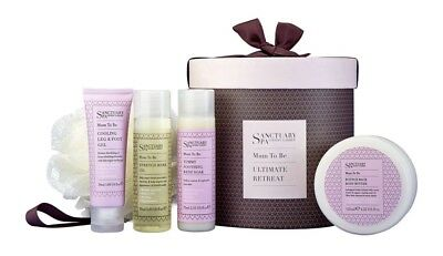 Sanctuary Spa Mum To Be Ultimate Retreat Hat Box Gift Set