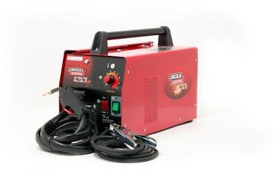 Lincoln Electric Welder Weld Pack HD Feed Gasless Flux Core Wire Welder