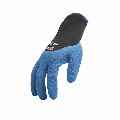212 Performance AXCRG-05 AX360 Latex Crinkle Grip Work Gloves, 12-Pair