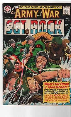 Our Army At War #160/Sgt. Rock/Joe Kubert/1965 DC Comics