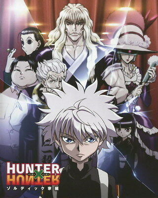 "070 Hunter X Hunter - Neferpitou Gon Killua Fight Anime 14""x17"" Poster"