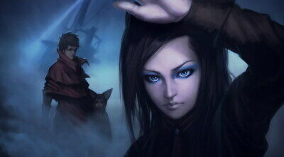 """026 Ergo Proxy - Science Fiction Fight Action Japan Anime 43""""x24"""" Poster"""