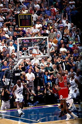 "095 Michael Jordan - MJ 23 Chicago Bulls NBA MVP Basketball 24""x36"" Poster"