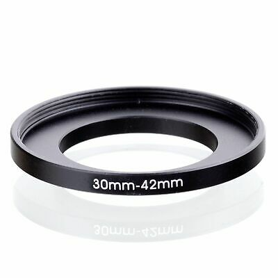 30-42mm 30mm-42mm Stepping Step Up Filter Ring Adapter 30-42