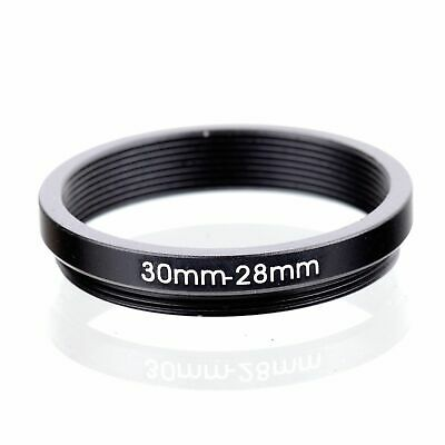 RISE(UK 30-28mm 30-28 Step Down Ring Filter Adapter for camera lens