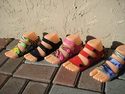 Boutique Wholesale lots of 20 -  BareFoot Feet Sandals - Plus FREE GIFT!
