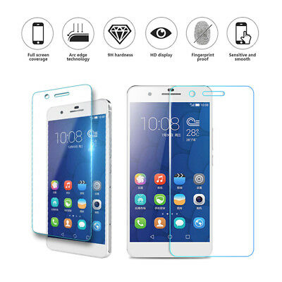 For Huawei P8/P8 Lite/P9 Lite/P10 Plus Tempered Glass Film Screen Protector HEY1