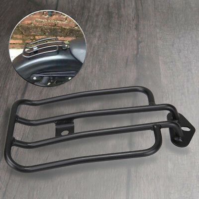 Portapacchi Luggage Rack Support Shelf Per 04-2015 Harley Davidson XL Sportster
