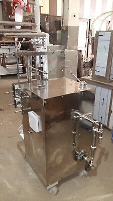 Paste filling & sealing machine (Mechanical Type FFS)