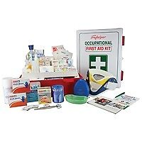 First Aid Kit - Mining - Portable Polypropylene Case
