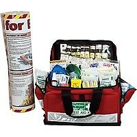 First Aid Kit -  Burns First Aid Kit - Portable