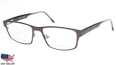 0a10c28a475 NEW PRODESIGN DENMARK 1401 c.5031 BROWN EYEGLASSES FRAME 53-17-145 B34mm