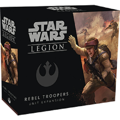 Star Wars Legion Rebel Troopers Unit Expansion - Swl05 - Shipping Now