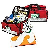 First Aid Kit - National Workplace - Outdoor & Remote - Refill Contents Only