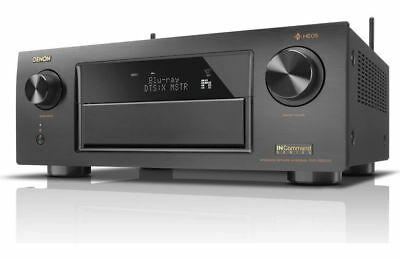 Denon AVR-X6300H 11.2-Ch. AV Surround Receiver with HEOS Functionality
