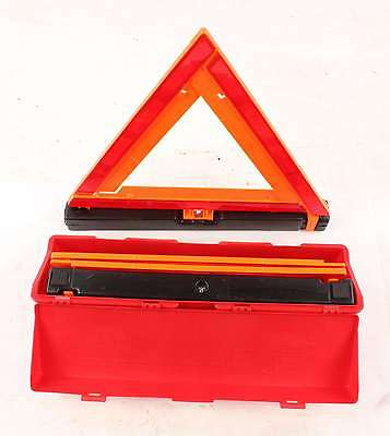 New Model 1005 James King Co.Warning Triangle Kit