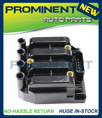 Premium UF484 Ignition Coil Pack For VW Jetta Beetle 2.0L L4  06A905097 C1393 17