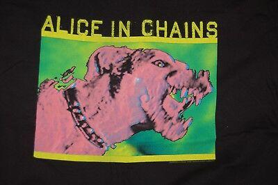 Alice in Chains 2XL Someone's Always Gotta be a Dick black shirt