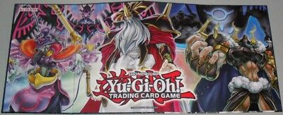 Konami Yu-Gi-Oh Trading Card Game Gaming Mat New (14 X 24 Inches)