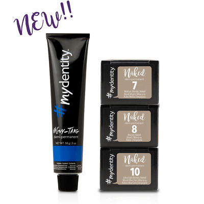 New! #MyDentity Guy Tang Hair Color Demi - Permanent Shade Collection