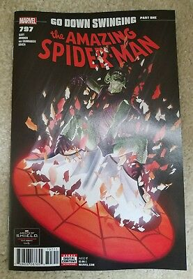 Amazing Spider-Man #797 Legacy Ross Cover Red Goblin 1St Print Nm Sold Out 2018