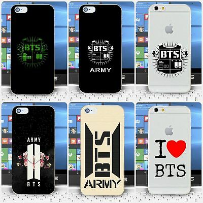 BTS ARMY cover case for iPhone 6 7 8 Plus X XS max XR Samsung Galaxy and Huawei