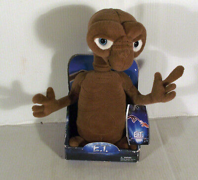 """8"""" Boxed Posable Et The Extra Terrestrial Alien Soft Toy"""
