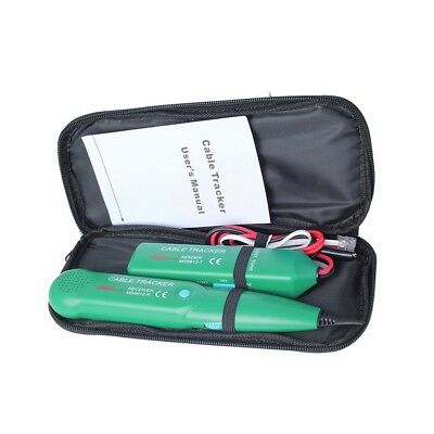 Telephone Phone Wire Network Cable Tester Line Tracker for MASTECH MS6812 CG