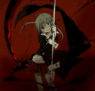 """113 Soul Eater - Shinigami Death the kid Anime 14""""x14"""" Poster"""