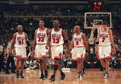 269 Michael Jordan - MJ 23 Chicago Bulls NBA MVP Basketball